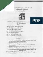 01 Jan Newsletter