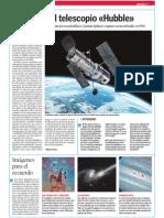 25 años del telescopio «Hubble».LVE.29.04.2015