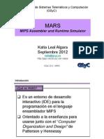 Mars ManualUsuario