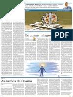 Artigo Ricardo Luigi - As Razões de Obama - Correio Popular 29.Abr.2015