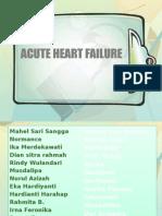 Acute Heart Failure1