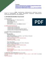 Man Proiectelor-structura Proiect