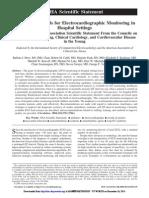 Practice Stndards for ECG Mon Hosp Settings - Circ2004-Drew2721-46