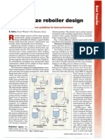 Optimize Thermosiphon Reboilers