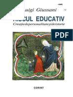 Luigi Giussani - Riscul Educativ