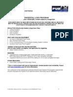 Loan Program v 9.9