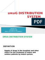 drug distribution system