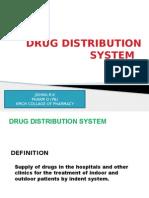 drug distribution system