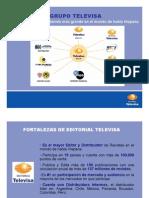 Televisa Stats