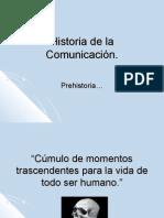 Historia de la Comunicación PPT