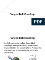 5.2 Flanged Bolt Coupling