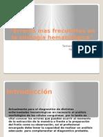Errores Mas Frecuentes en La Citología Hematológica