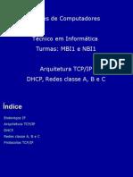 Protocolos TCPIP