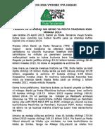 Tpb Financial Performance 2014- Press Release
