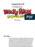 The Making Of... Wacky Races