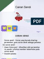 Cairan Sendi