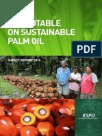 RSPO Impacts Report 2014