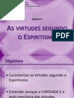 Mod 3 Rot 8 as Virtudes Segundo o Espiritismo