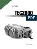TEC 2000 User Manual