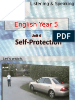 English Year 5 Unit 6