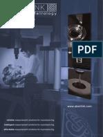 Catalogo de máquinas de medicion por coordenadas Aberlink Products 2015