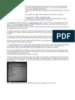 Instalar aplicaciones S5230