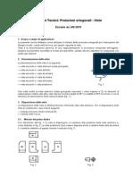 Disegno Tecnico - Proiezioni Ortogonali - Viste (Da UNI 3970)