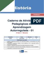 Apostila Historia 3 Ano 1 Bimestre Professor