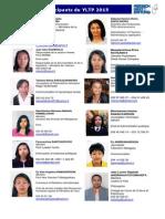 Annuaire  YLTP 2015