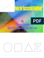Choosing the Right Color Combinations for Sucess Building
