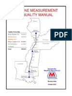 Capline Measurement and Quality Manual - October 2013 Revision