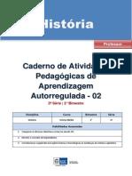 Apostila Historia 2 Ano 2 Bimestre Professor