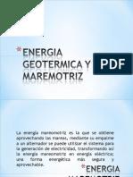Tipos de Energia(Maremotriz)