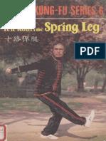 Ten Road Snap Boxing - Mazhen Bang Ji Shaoxiang the Translation Tantui