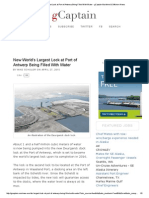 2015-04-27 New World's Largest Lock at Port of Antwerp Being Filled With Water - gCaptain Maritime & Offshore News.pdf