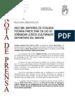 140429 NP- VII Jornadas Lúdico-Culturales y Deportivas Del Mayor