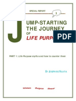 Jumpstarting the Journey of Life Purpose 1