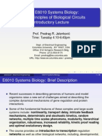 An Introduction to Systems Biology-Design