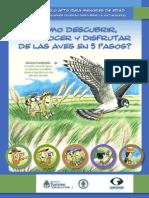Bertonatti & Nardini (2014) - Cómo Descubrir, Reconocer y Disfrutar de Las Aves en 5 Pasos (Asociación Aves Argentinas)