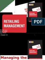 Retailing Class 6 & 7