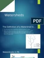 watersheds sp 15