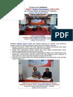 Pelaksanaan Pelatihan CHANGE AGENT Budaya Perusahaan CINTA POS_di Jakarta