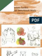 Additional Sketchbook work