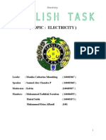 Electricity FINAL