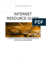 English 202c Internet Resources Abstracts