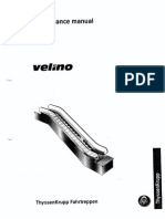 ThysenKrupp Velino Escalator Manual