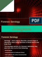 ForensicSerology (Student Version)