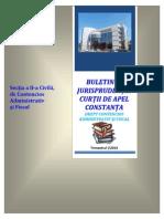 Decizii Relevante Contencios Trim I-2013