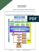 CFE Secuencia Elaboración de Un Precio Unitario