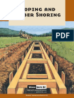 Sloping Timbershoring Bk43